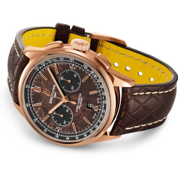 Breitling Premier B01 Chronograph 42 Bentley Centenary Limited Edition Tang-Type