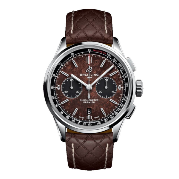 Breitling Premier B01 Chronograph 42 Bentley Centenary Limited Edition Folding Clasp