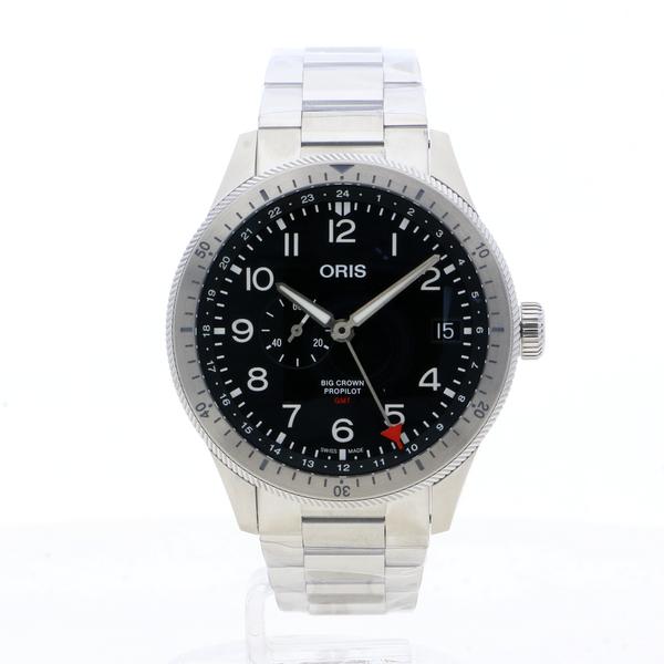 Oris Big Crown Propilot Timer GMT
