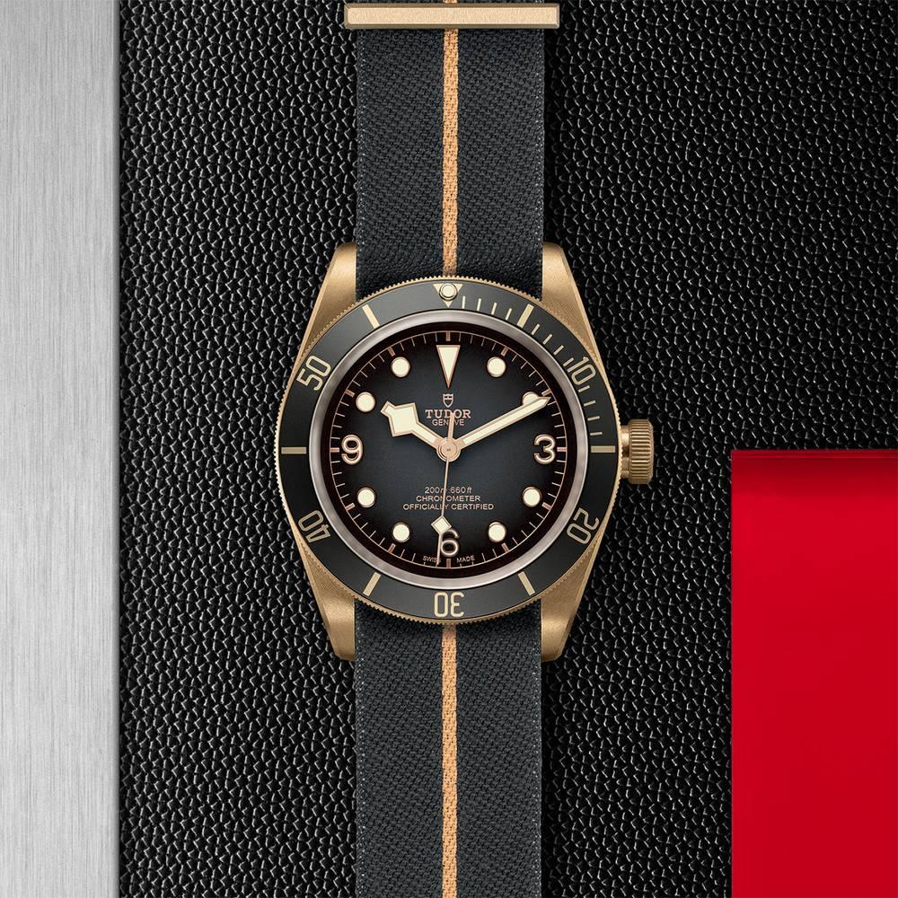 Tudor Black Bay Bronze Fabric 43mm Gents Automatic