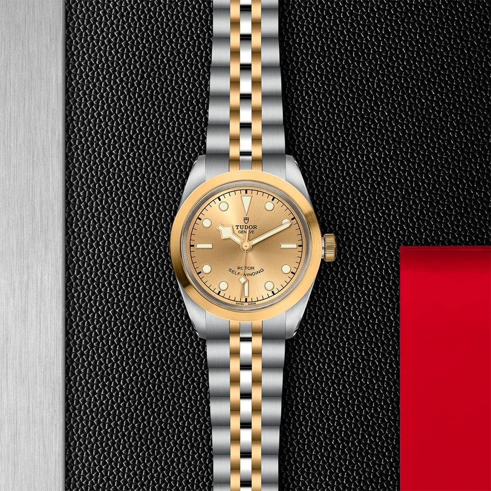 Tudor Black Bay 32 S&G Stainless Steel, Gold Ladies Automatic