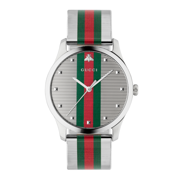 c4c0c45fede TRY IN STORE BEFORE PURCHASE. Home.  . Gucci G-Timeless Contemporary 27mm