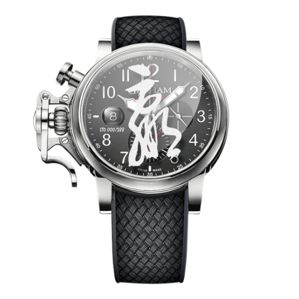 Graham Chronofighter Grand Vintage Ltd Win