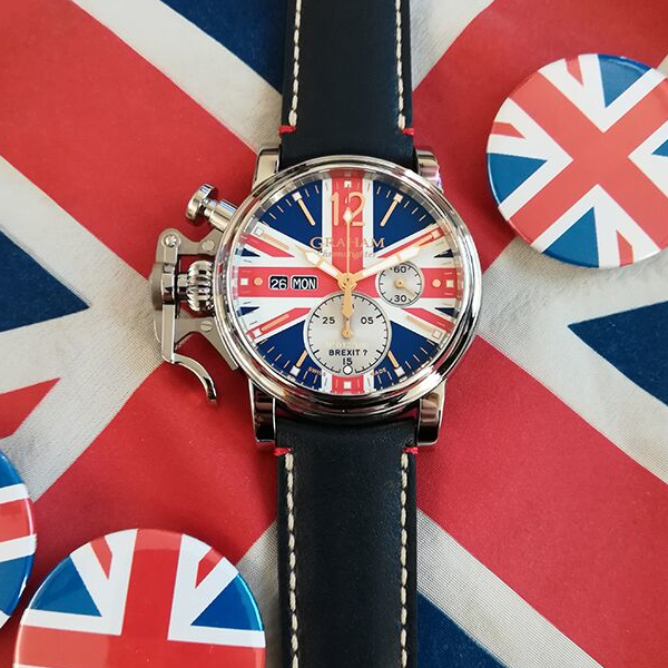 Graham Chronofighter Vintage Brexit