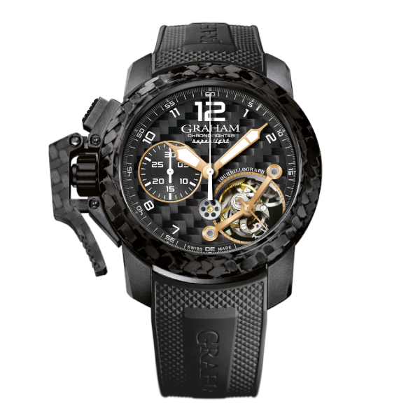 Graham Chronofighter Superlight Tourbillograph
