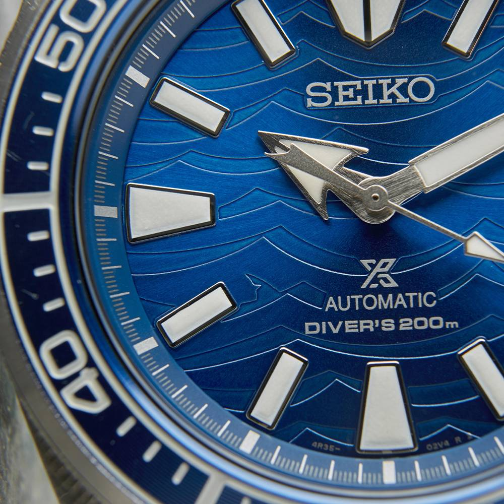 Seiko Prospex Save the Ocean Samurai Special Edition