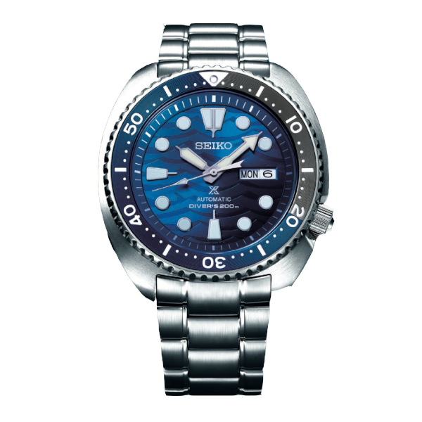Seiko Prospex Save the Ocean Turtle Special Edition