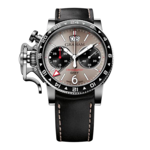 Graham Chronofighter Vintage GMT