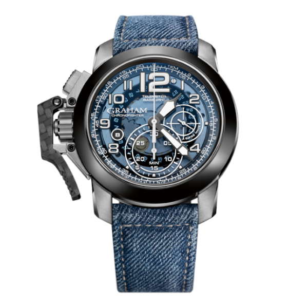 Graham Chronofighter Target