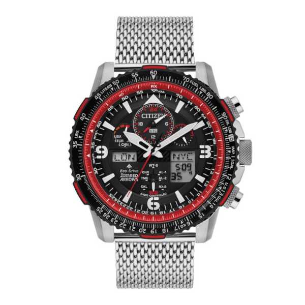 Citizen Eco-Drive Red Arrows Limited Edition Skyhawk A.T