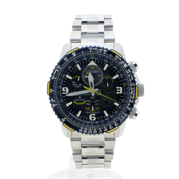 Citizen Eco Drive Blue Angels Promaster Skyhawk A-T