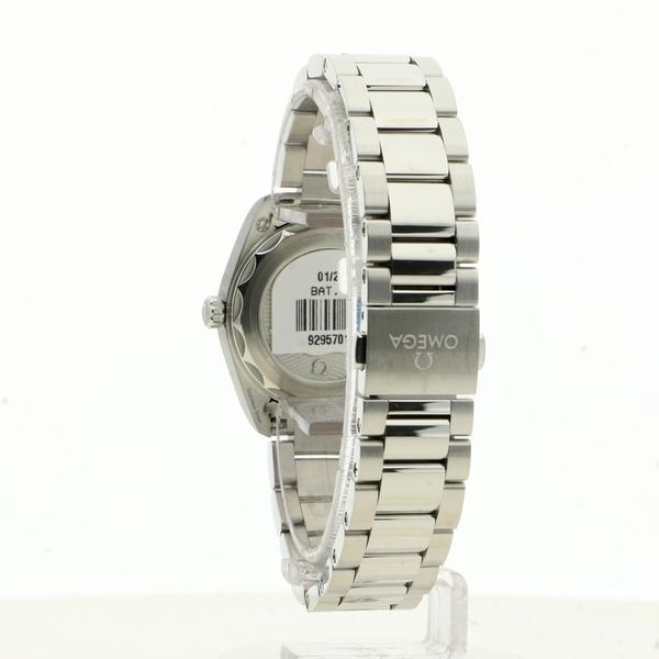 Seamaster Steel Diamonds Watch Aqua Terra