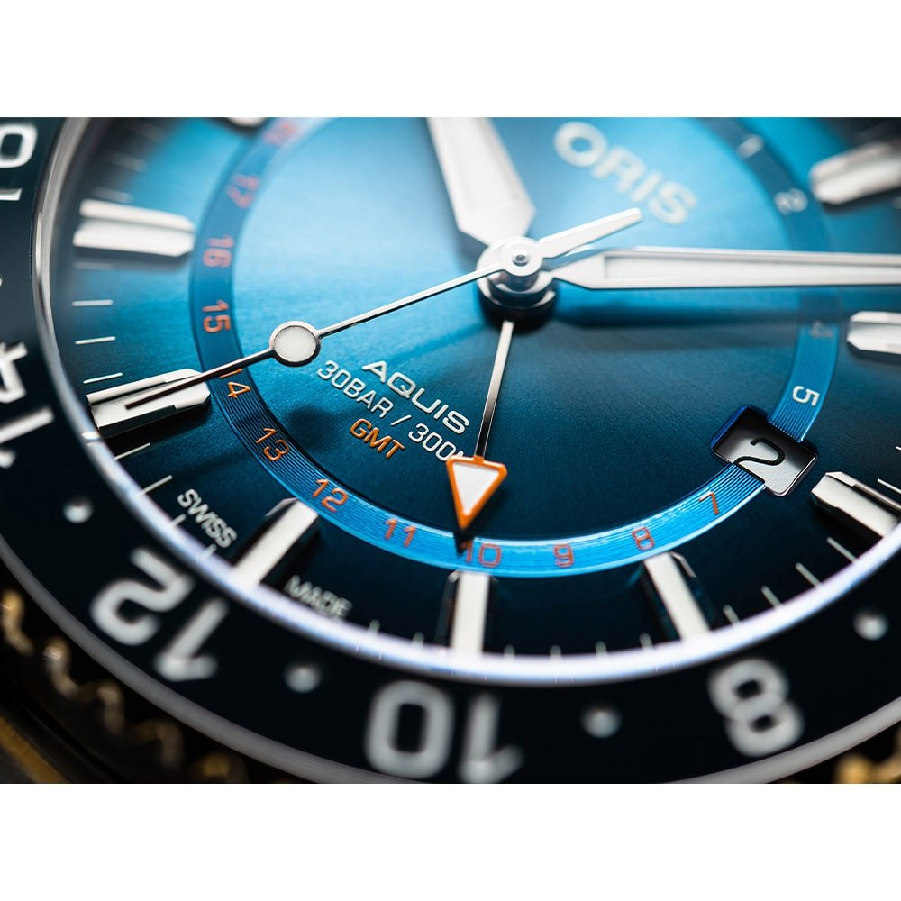 Oris Aquis Carysfort Reef Limited Edition Steel
