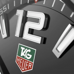 TAG Heuer Formula 1 Black Analogue