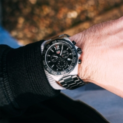TAG Heuer Formula 1 Chronograph Black