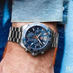 TAG Heuer Formula 1 Chronograph Blue
