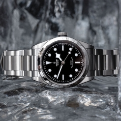 Tudor Black Bay 41 Stainless Steel Black 41mm Gents