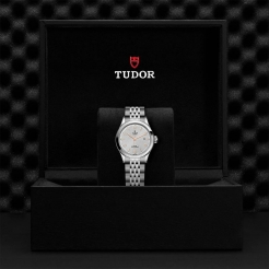 Tudor 1926 Stainless Steel White 28mm Gents Automatic