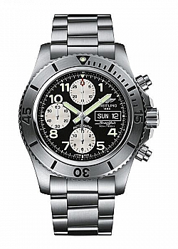Breitling Superocean Chronograph Stainless Steelfish