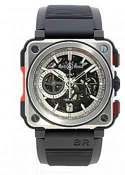 Bell & Ross BR-X1 Titanium Limited Edition (382)