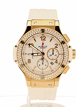 Hublot Big Bang Gold White Diamonds