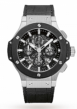 Hublot Big Bang Aero Bang Stainless Steel Ceramic