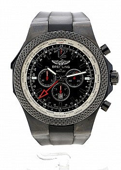 Breitling Bentley GMT Midnight Carbon (756)