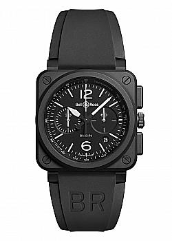 Bell & Ross BR0394-BL-CE
