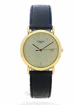Tissot Goldrun Sapphire Lady 18k Gold (108)