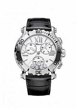 Chopard Happy Sport 42mm Chrono Watch