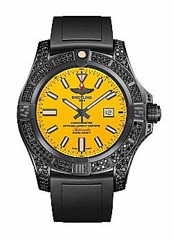 Breitling Avenger Blackbird 44 Diamondworks