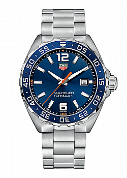 TAG Heuer Formula 1 Blue 43mm