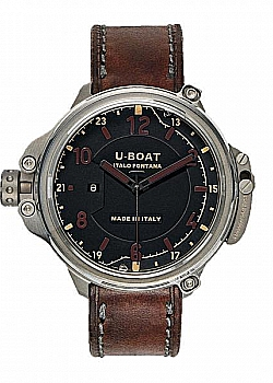 U-Boat Capsule 50 BK/BR Limited Edition