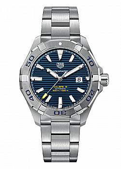 TAG Heuer Aquaracer Automatic Blue