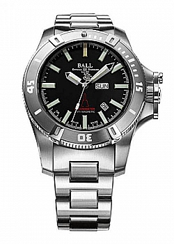 Ball Engineer Hydrocarbon Silver Fox Limited Edition