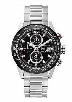 TAG Heuer Carrera Black