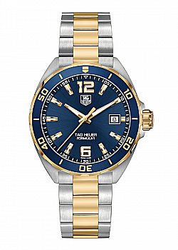TAG Heuer Formula 1 Blue Gold