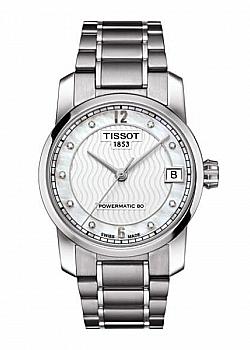 Tissot Titanium Powermatic 80 Lady