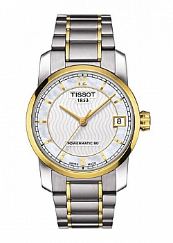 Tissot Titanuim Powermatic 80 Lady