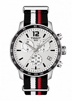 Tissot Quickster Fabric Chronograph