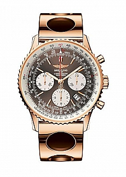 Breitling Navitimer 01 Bronze Red Gold (Air Racer) Folding Clasp