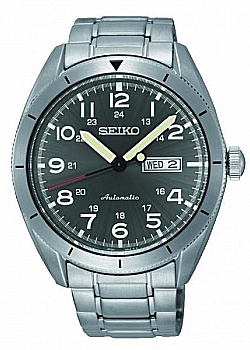 Seiko Automatic Black