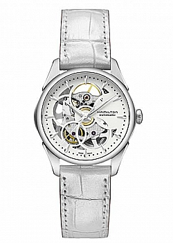 Hamilton Viewmatic Skeleton Lady Auto