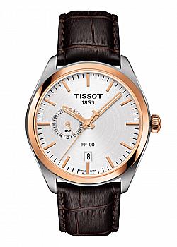 Tissot PR100 Duel Time