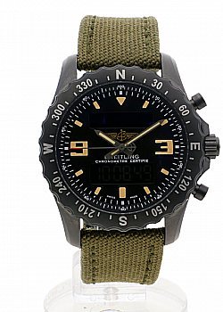 Breitling Chronospace Military (711)