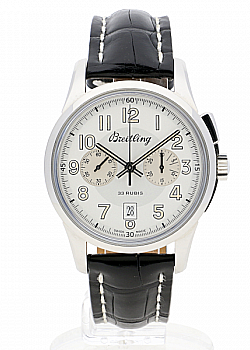 Breitling Transocean Chronograph 1915 Limited Edition (605)
