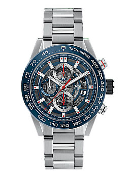 TAG Heuer Carrera 01 Blue