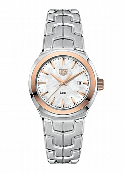 TAG Heuer Link Mother of Pearl