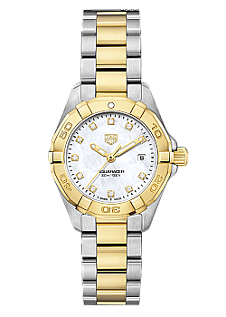 TAG Heuer Aquaracer Mother of Pearl