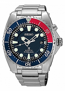 Seiko Prospex Divers Kinetic